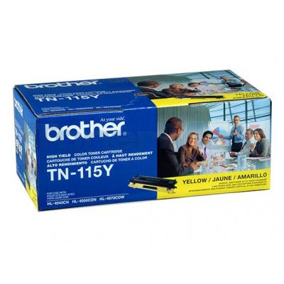 BROTHER HL-4040CN MFC-9440CN TONER YELLOW 4K
